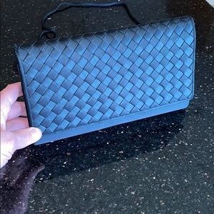 NWOT Lisette Vintage Clutch Purse from the 80s.
